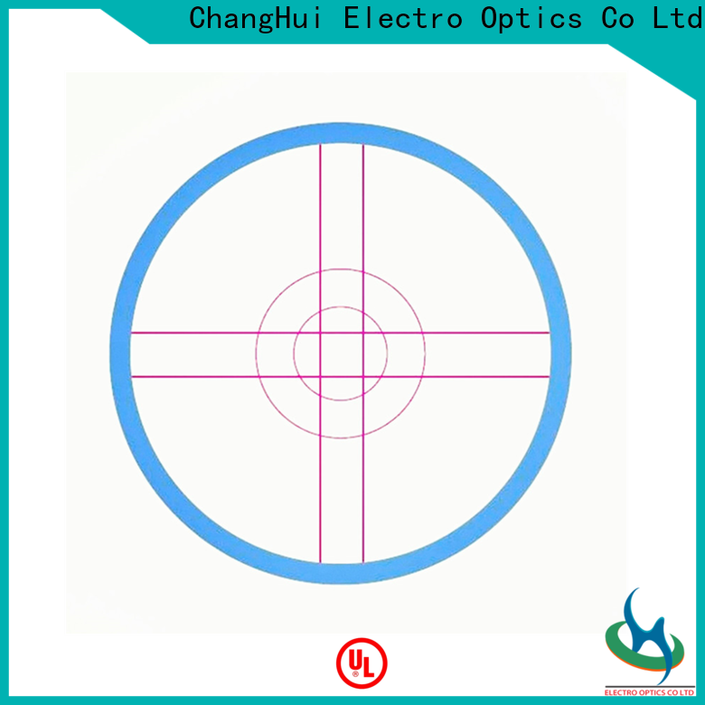 ChangHui Latest custom reticle component industrial imaging