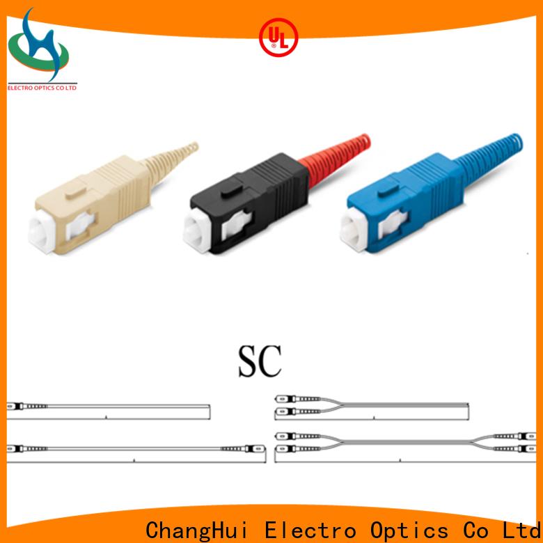 ChangHui High-quality optical jumper cord company