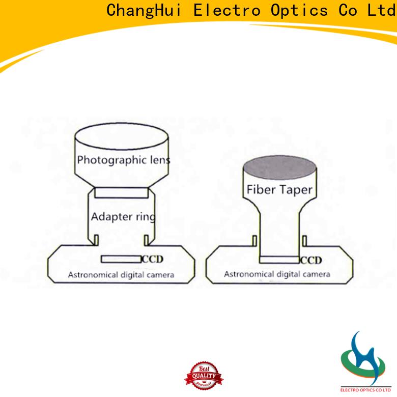 ChangHui fiber taper tapers industrial imaging