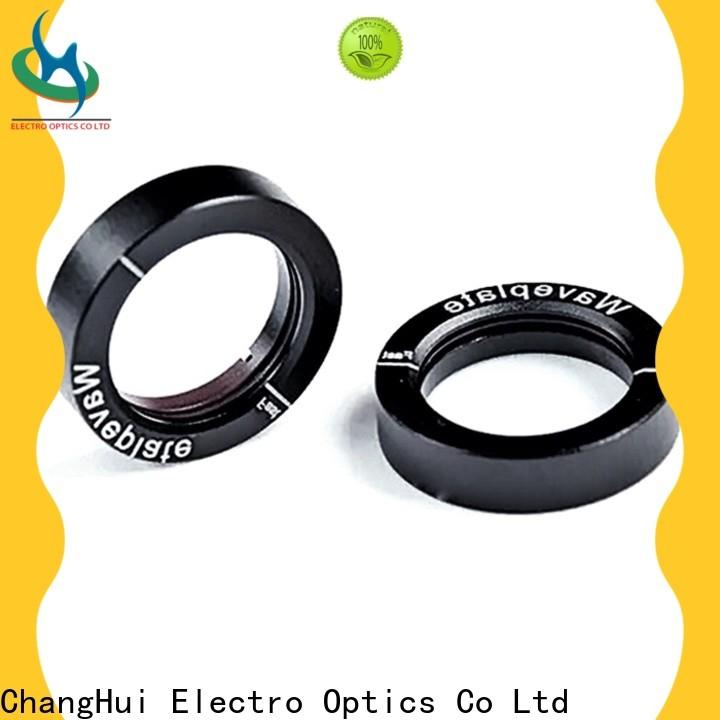 ChangHui custom wide angle fiber optic lens Suppliers optical transmission