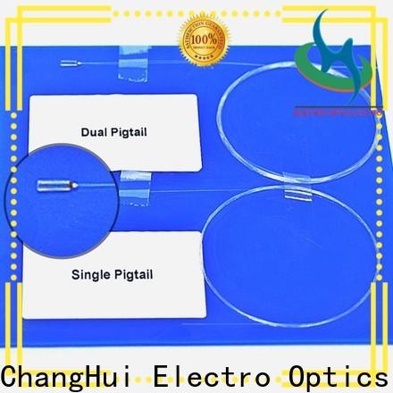 Best wide angle fiber optic lens component