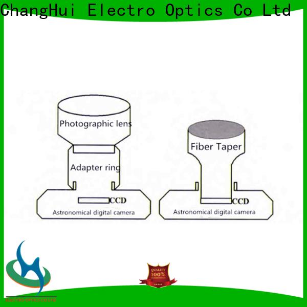 ChangHui High-quality optical fiber taper Suppliers optical fiber medical imaging