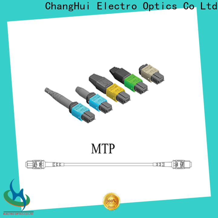 ChangHui New multimode fiber patch cord factory