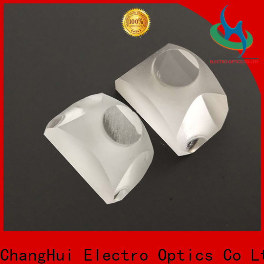 New what is crystal glass manufacturers high-intensity laser lens materials