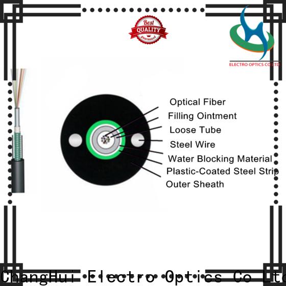 Custom ofc optical fibre cable manufacturers military