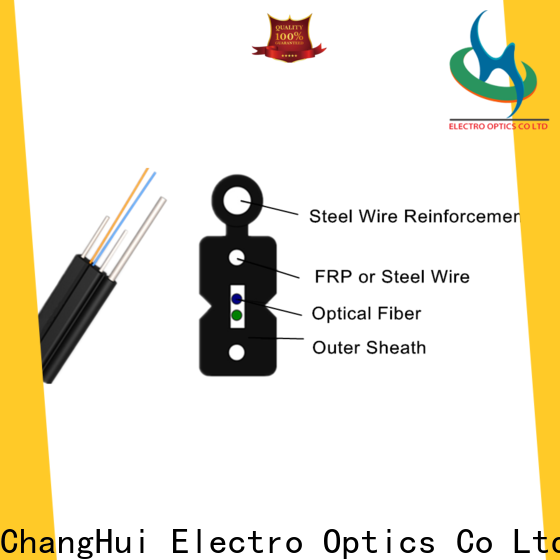 ChangHui tactical fiber optic cable panel industrial imaging