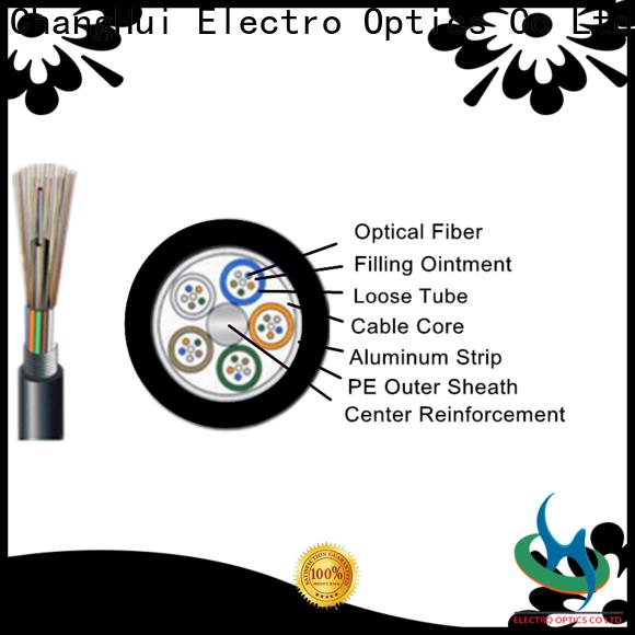 Custom fiber optic panel manufacturers optical transmission