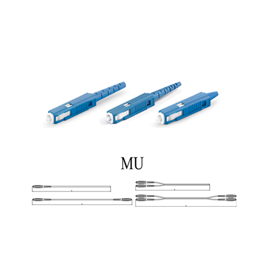 Oem Optics CHFiber-High Quality MU Type Patch Cord-1907 Custom Standard