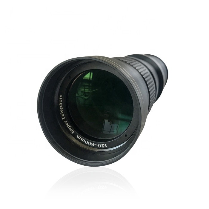 Telephoto Zoom Camera FA Lenses