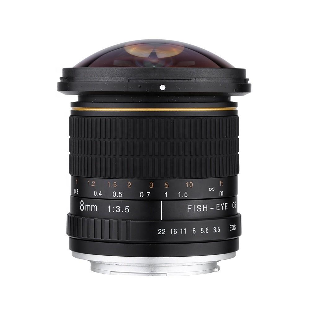 custom lenses & mode field adapter