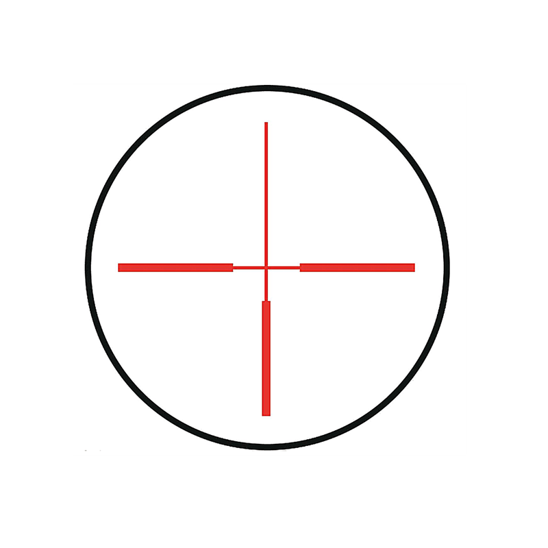 RCH-1214  Reticle For Night Vision Rifle Scope Red Illuminated Optical Components