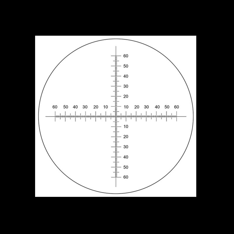 RCH-1204 Digital Microscope Custom Microscope Reticles