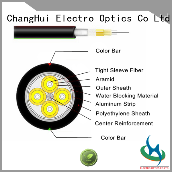 ChangHui indoor fiber optic cable cable military