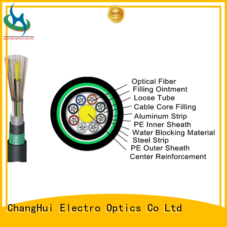 indoor fiber optic cable cables military ChangHui