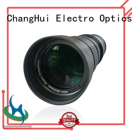 ChangHui optical Objective Lens Lens metal