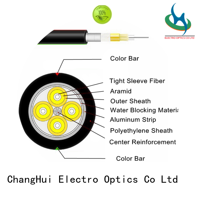 Wholesale hybrid fiber optic cable company biomedicine
