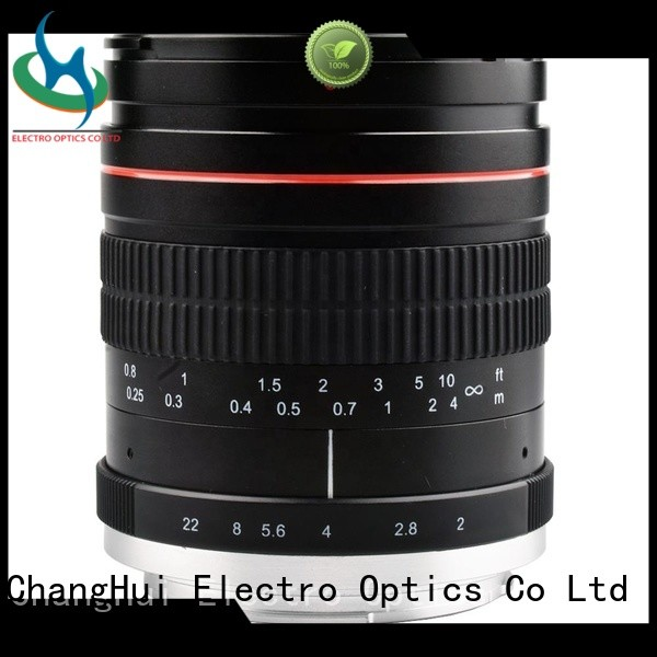 ChangHui Objective Lens optics metal