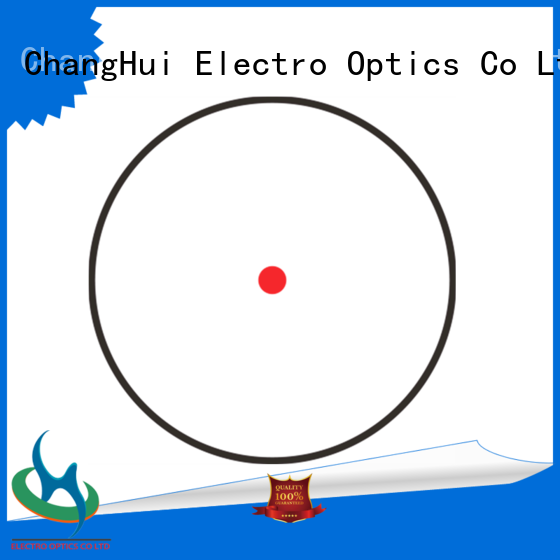 ChangHui optical custom microscope reticles products spotting scope