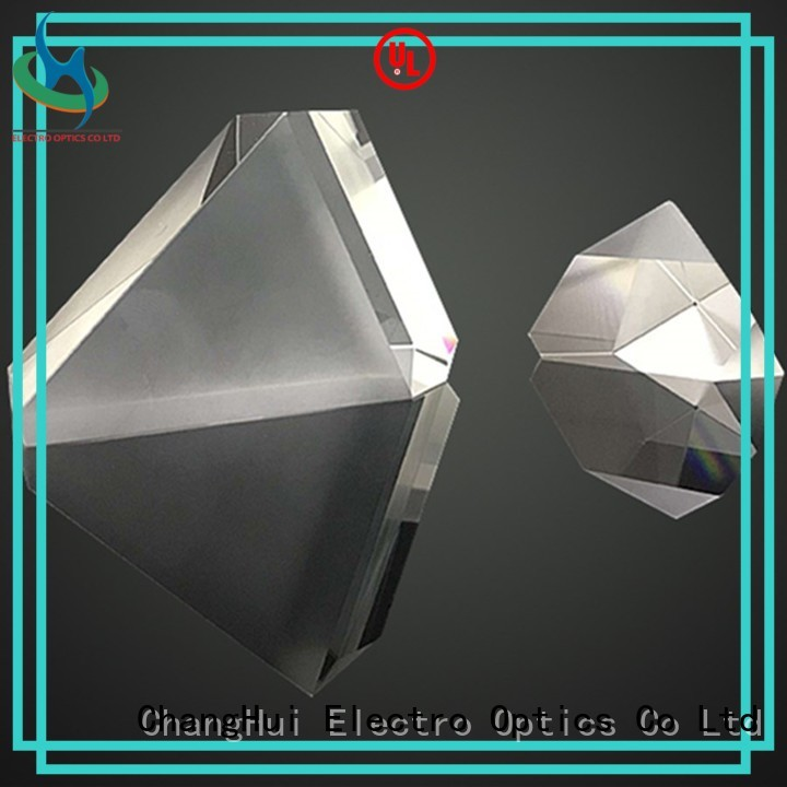 ChangHui hollow glass prism Supply ray deviation