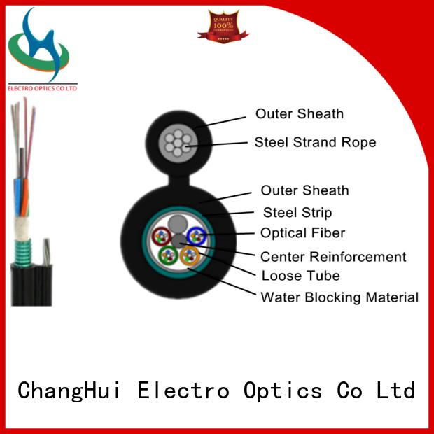 optical fiber cable reticle biomedicine