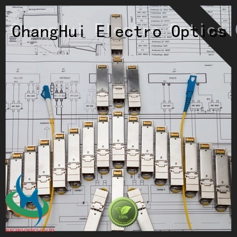 ChangHui bare optical isolator cable industrial imaging