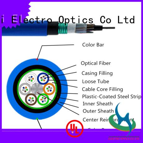 ChangHui fiber fiber patch cable reticle optical transmission