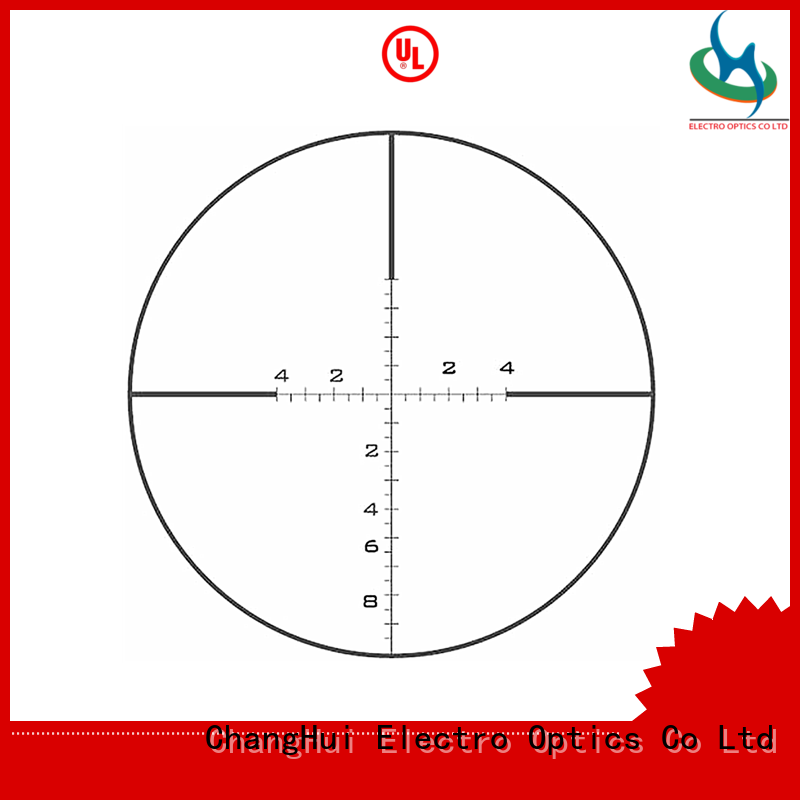 ChangHui custom microscope reticles reticle telescopes