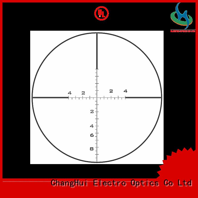 ChangHui custom microscope reticles reticle telescopes