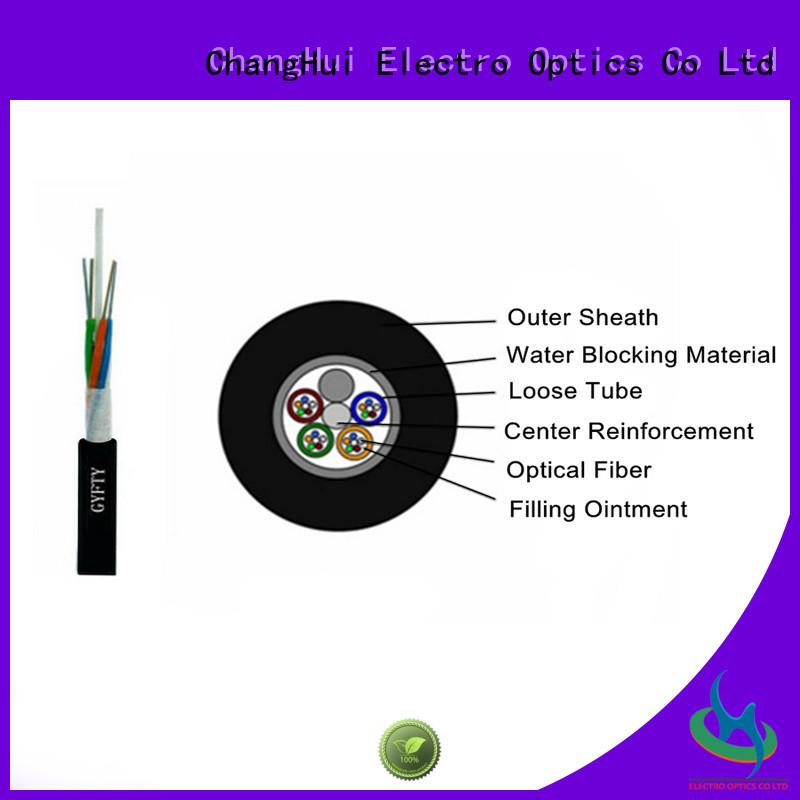ChangHui indoor custom fiber optic cables components biomedicine